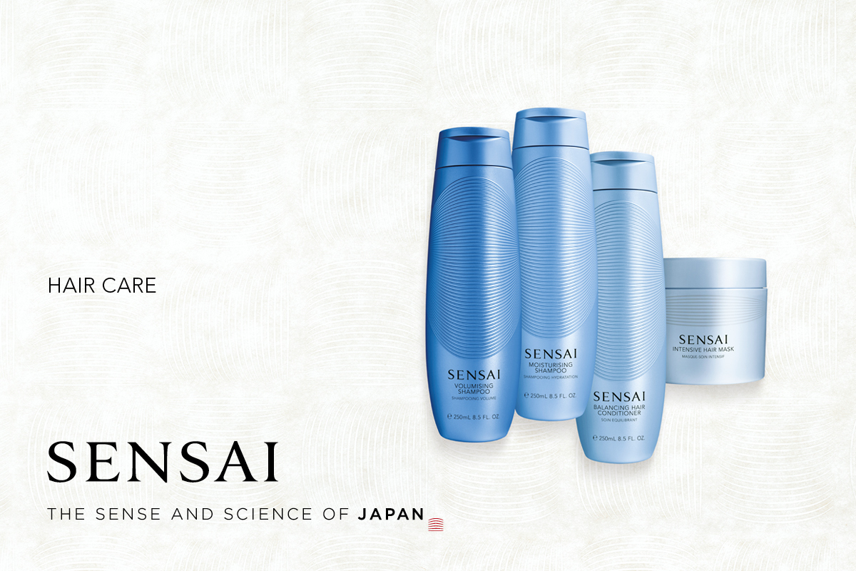 SENSAI Hair Care