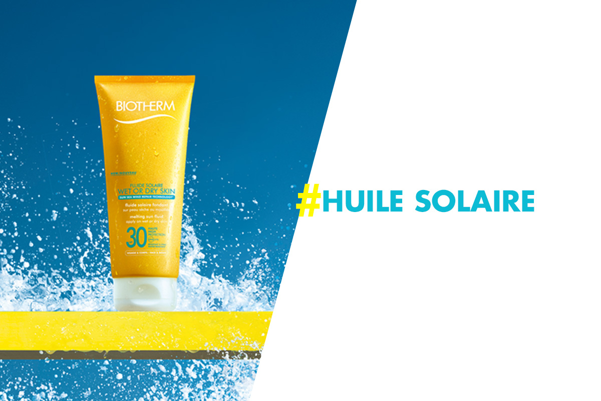 Huile Solaire