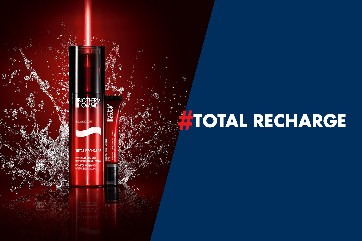 Homme Total Recharge