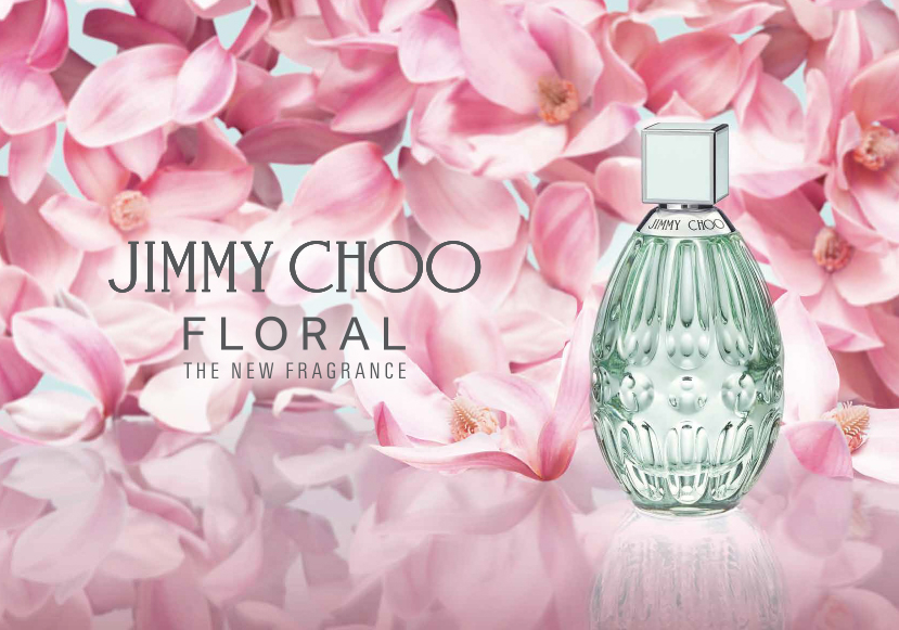 Jimmy Choo Floral