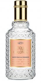 White Peach & Coriander Eau de Cologne Natural Spray