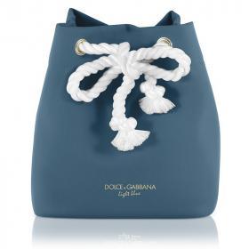 Dolce&Gabbana Beauty Light Blue Pouch (c. 20cm x 25cm)