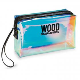 Dsquared Wood Mirroring Pouch