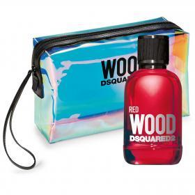 Red Wood Eau de Toilette 50ml & gratis Pouch