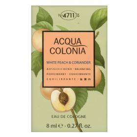 Acqua Colonia White Peach & Coriander Miniatur EdC, 8 ml