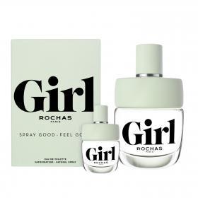 Rochas Girl Eau de Toilette 100ml & gratis Miniatur