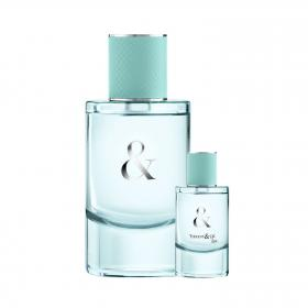 Tiffany & Love Eau de Parfum for her 50ml & gratis Miniatur & Miniatur