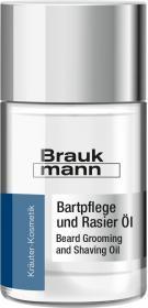 BRAUKMANN Bartpflege und Rasier Öl