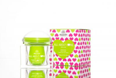 All About Love Handcreme With love!