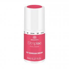 Striplac Peel or Soak 107 Hawaiian Dream