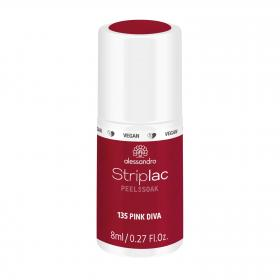 Striplac Peel or Soak 135 Pink Diva