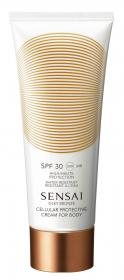 Silky Bronze Cellular Protective Cream For Body SPF 30