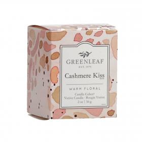 Candle Cube Cashmere Kiss