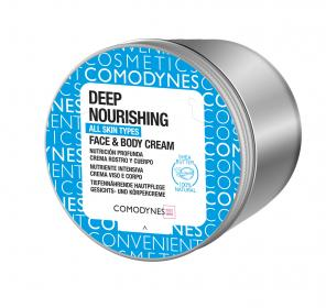 Deep Nourishing Face & Body Cream