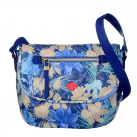 OILILY FF Shoulder Bag Blueberry