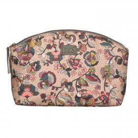 LILIO L Cosmetic Bag Nougat