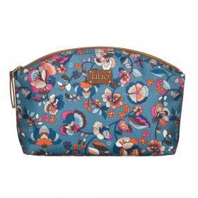 LILIO L Cosmetic Bag Teal