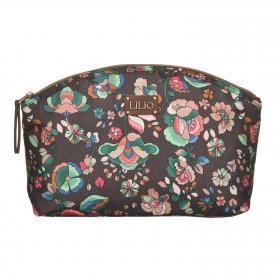 LILIO L Cosmetic Bag Chestnut