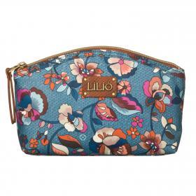LILIO M Cosmetic Bag Teal