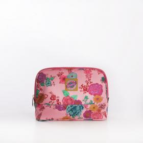 OILILY Cosmetic Bag M Camellia Rose