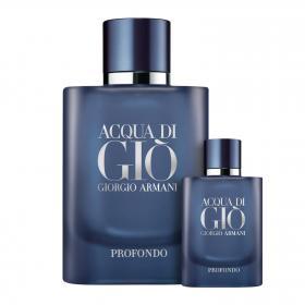 Acqua di Giò Profondo Eau de Parfum 75ml & gratis Miniatur