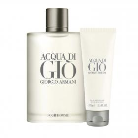 Acqua di Giò Homme Eau de Toilette 200ml & gratis Reisegrösse After Shave Balm