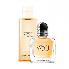 EMPORIO Because it's YOU EdP & Shower Gel