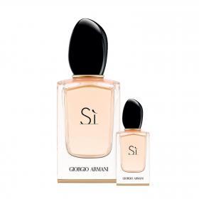 Sì Eau de Parfum 30ml  & gratis Miniatur