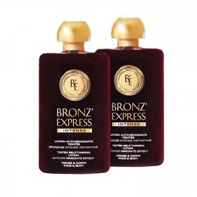 Lotion Auto-Bronzante teintée Intense 2x100ml