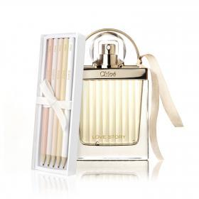 Love Story Eau de Parfum 50ml & gratis Pencil Kit