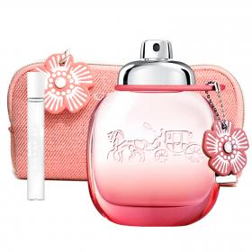 Floral Blush Eau de Parfum 50ml & gratis Mini Pouch + Travel Size EdP