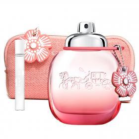 Floral Blush Eau de Parfum 90ml & gratis Mini Pouch + Travel Size EdP