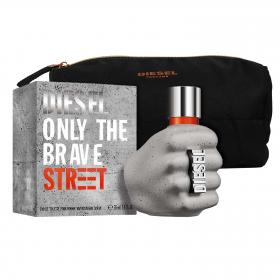 Only the Brave Street EdT 35ml & gratis Beauty Bag