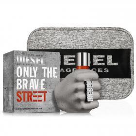 Only the Brave Street Eau de Toilette 50ml & gratis Beauty Bag