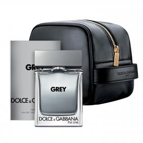 The One Grey Eau de Toilette 100ml & gratis Beauty Bag