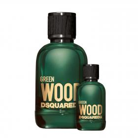 Green Wood Eau de Toilette 100ml & gratis Miniatur