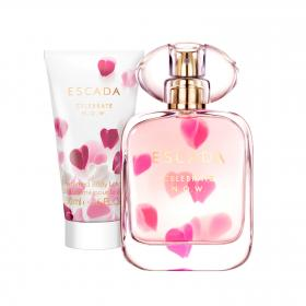 CELEBRATE N. O. W. EdP 50ml & gratis Body Lotion (Reisegrösse)
