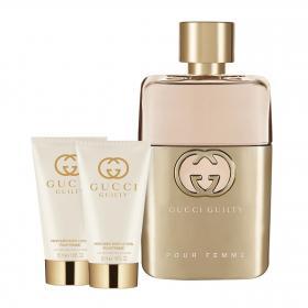 Gucci Guilty Femme Eau de Parfum 50ml & gratis Body Lotion (2x 50ml)