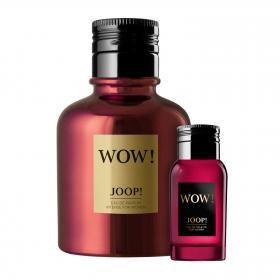 JOOP! WOW! INTENSE FOR WOMEN Eau de Parfum 40ml & gratis WOW! Eau de Toilette Miniatur