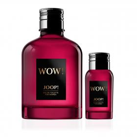JOOP! WOW! FOR WOMEN EdT 100ml & gratis Miniatur