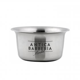 Mondial Shaving Bowl / Stahl