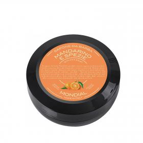 Shaving Soap Travel Mandarino e Spezie 60g
