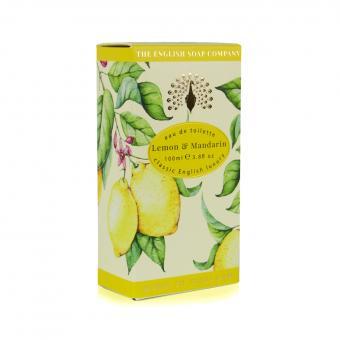 Lemon & Mandarin Eau de Toilette