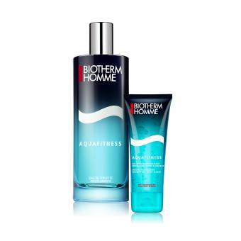 Aquafitness EdT 100ml & gratis Shower Gel (Reisegrösse)