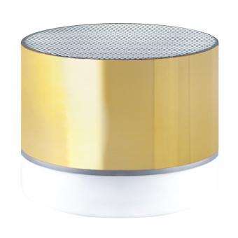 Bluetooth Speaker gold