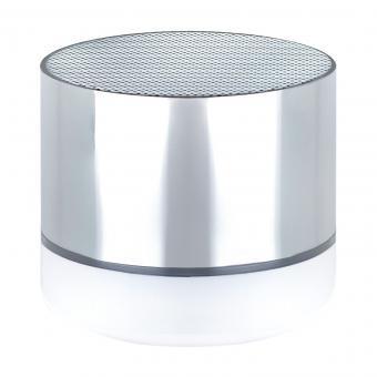 Bluetooth Speaker silber