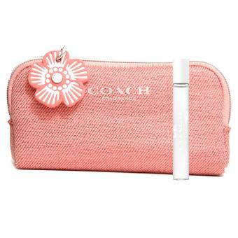 Coach NY Mini Pouch Floral & Eau de Parfum 7ml