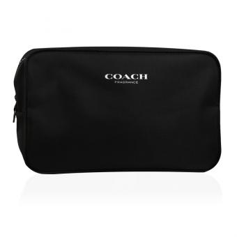 Coach NY Toiletry Pouch black