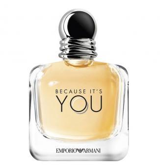 EMPORIO Because it's YOU Eau de Parfum 100 ml