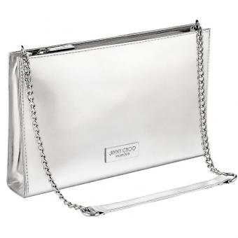 Jimmy Choo Handbag / silver